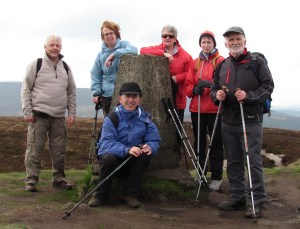 East Meath Active Retirement Association walking group