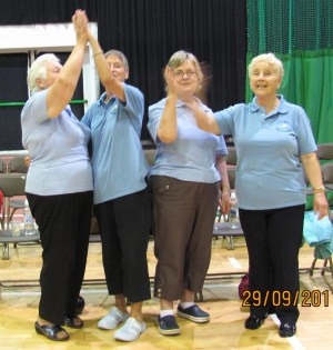 East Meath Active Retirement Association bowlers