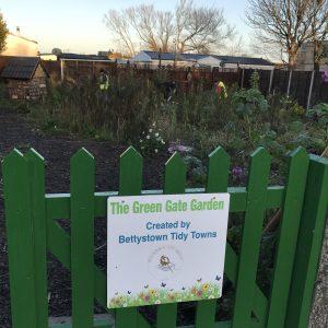 Bettystown Tidy Towns Green Gate