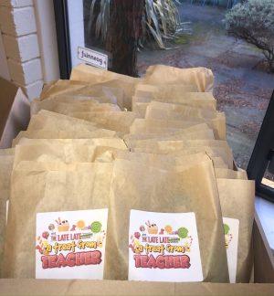 Ms Sheridan Toy Show bags
