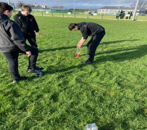 Drogheda Grammar School rockets