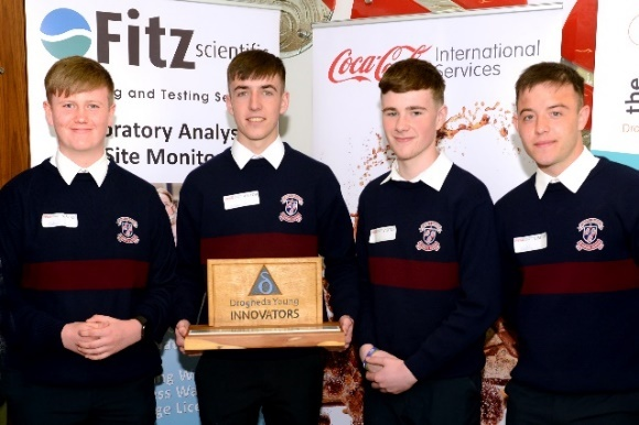 Drogheda Young Innovators 2019 Overall Winners