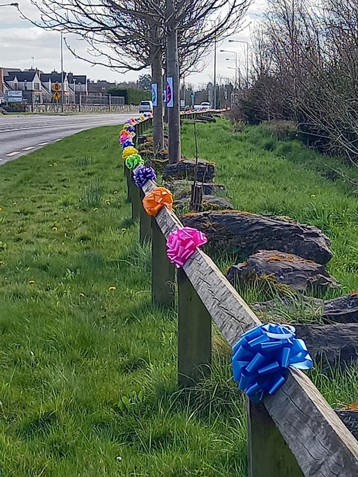 Julianstown ribbons