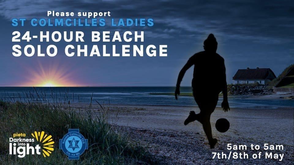 Cilles Solo Beach challenge
