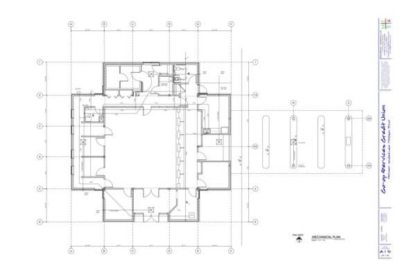 A15 Plumbing Plan