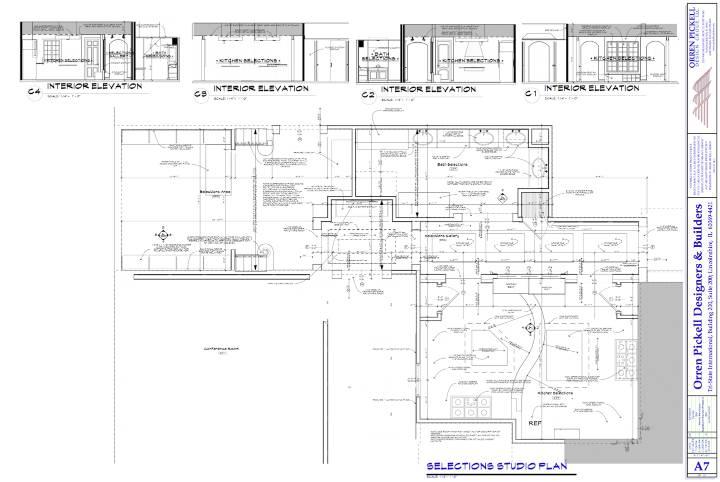 selections studio plan