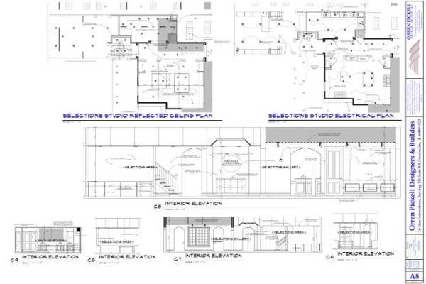 A8 Selections Studio Details