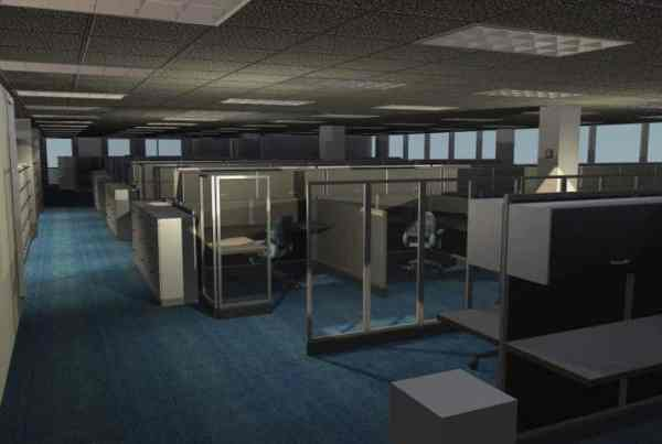 lincolnshire office buildout