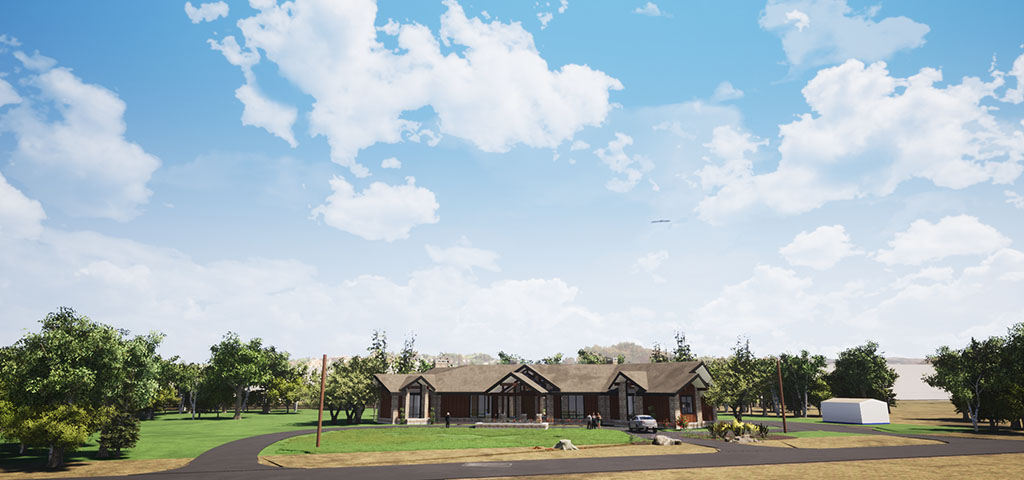 Glenview ranch style home