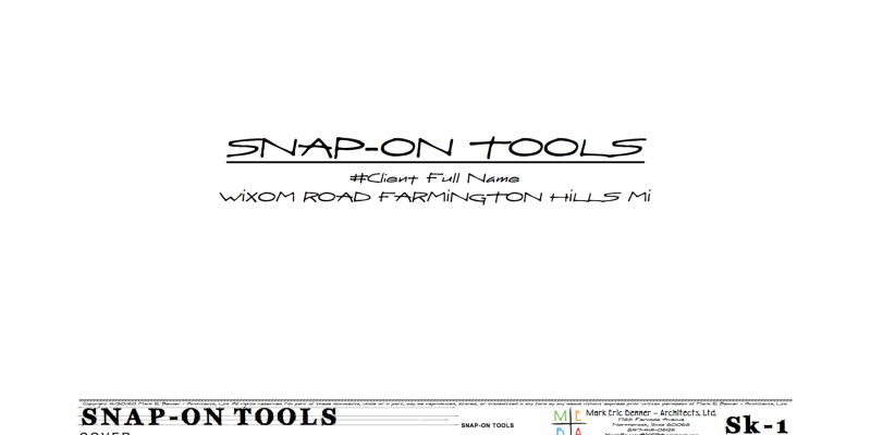 snapon tool cover