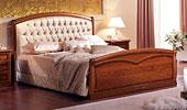 Кровать 160х200 CURVO Legno Capitonne