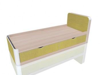 Кровать 80*190 Лён