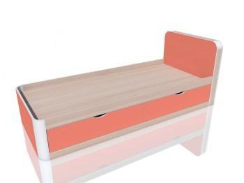 Кровать 80х190 Коралл