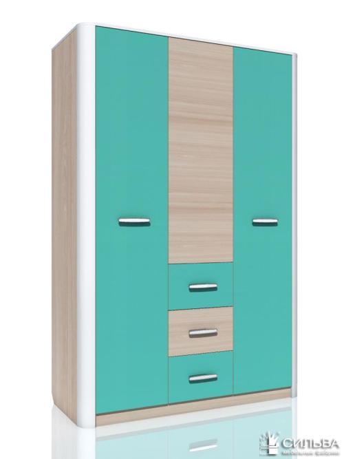 Шкаф комбинированный Аква