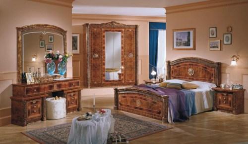спальня Epoque camera cпальня фабрика Mobiline (Biesse)