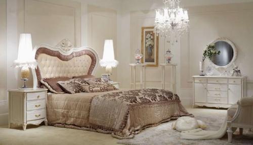 Спальный гарнитур Farances white - Спальни