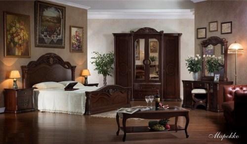 Спальный гарнитур Марокко - Спальни