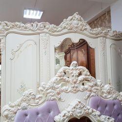 """Спальня """"Мона Лиза"""" 4-дверная бежевый 8875"""