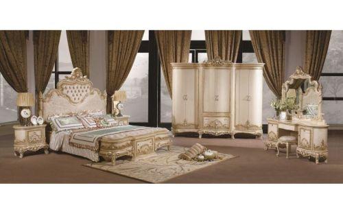 Спальня КАССИОПЕЯ KASSIOPEYA 3902 слоновая кость