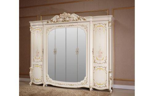 """Спальня """"Батичелла new"""" 6-и дверная"""