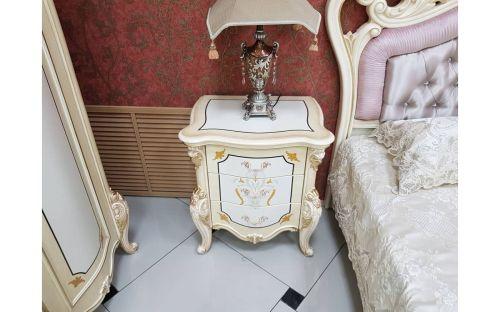 Спальня БЕЛЬ BEL 721, с 4-дверным шкафом, беж