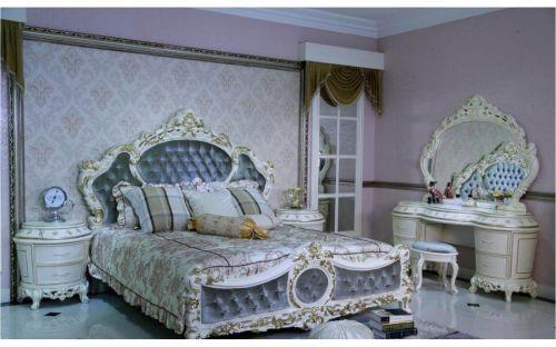Спальня ВЕРСАЛЬ VERSAL 743, беж
