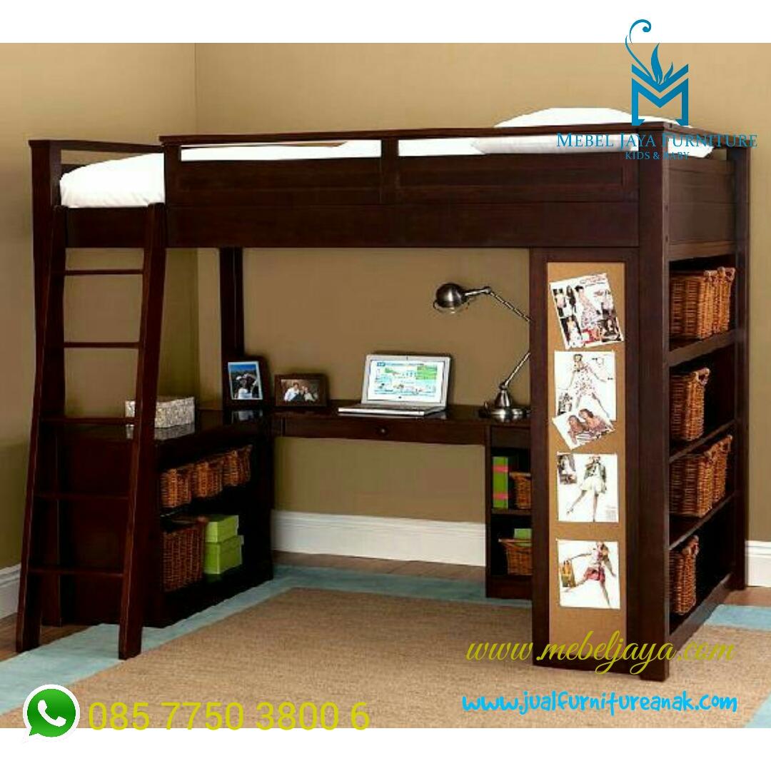 Desain Tempat Tidur Dan Lemari