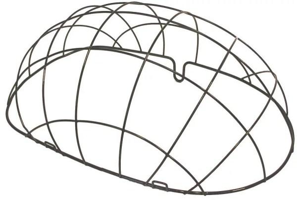 ochranna mriezka na kosik pre zvierata basil pasja dome 45cm 1 v