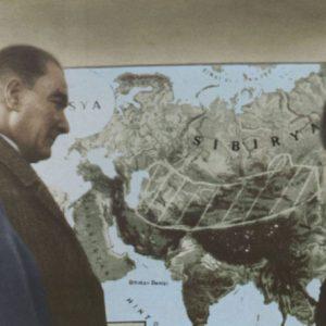 Atatürk'ün Tarih İlgisi