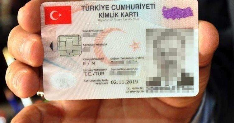 Yeni kimlik için gerekli belgeler 2021