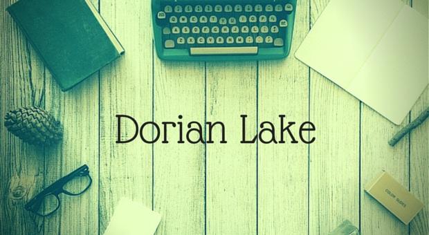 L'écriture et Dorian Lake - Article