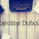 Caroline Dubois - Article