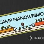 Mes objectifs pour le CampNaNo d'avril - Article (1)