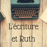 L'écriture et Ruth - Article