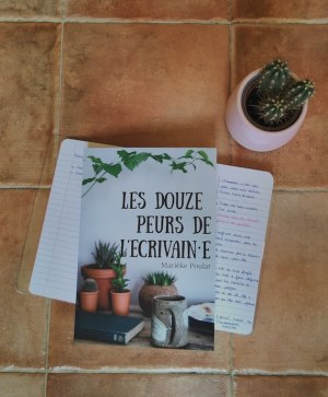 Les douze peurs de l'écrivain·e : livre broché
