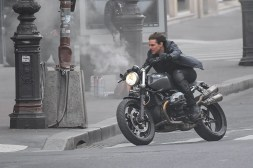 BMW R Nine T Mission Impossible 6