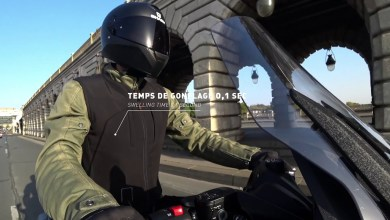Photo of BERING demande de suspendre l'utilisation de son gilet airbag filaire moto « C-PROTECT AIR »,