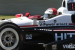 Helio Castroneves Indycar at Road America