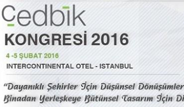 Çedbik Kongresi 2016