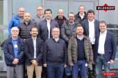 VENCO, Sektör Temsilcilerini Almanya'da Ağırladı