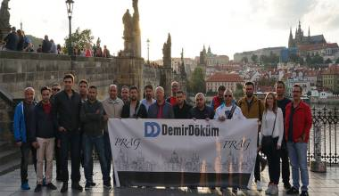 DemirDöküm başarılı yetkili satıcılarını 3 farklı ülkede ağırladı