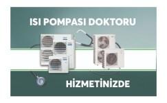 Isomer Isıtma Soğutma Merkezi'nden Isı Pompası Açılımı