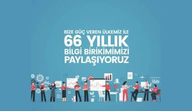 Alarko, 66 yıllık bilgi birikimini sektörün hizmetine sunuyor