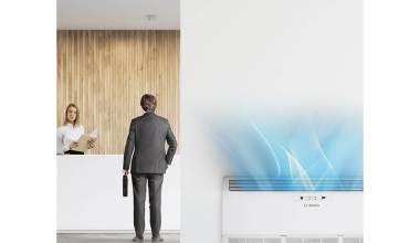 Yeni Bosch Air Flux VRF klima sistemleri, ticari binalarda yüksek enerji tasarrufu sağlıyor!