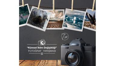 Alarko Carrier'ın 7. Küresel İklim Değişikliği Fotoğraf Yarışması devam ediyor!