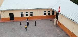 Copa 'Bir Okul Bin Umut' Projesini Dürdane İlkokulu Ve Ortaokulu'nda Başlattı
