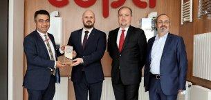 Copa Isı Sistemleri İhracat Ödülünün Sahibi Oldu