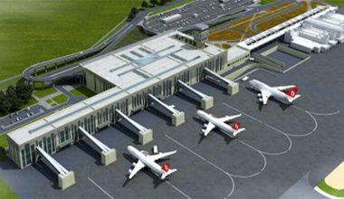 Yeni Gaziantep Havalimanı Yapımında CIAT Soğutma Grupları ile ALDAĞ Marka Klima Santralleri, Fancoiller ve Isı Geri Kazanım Cihazları Tercih Edildi