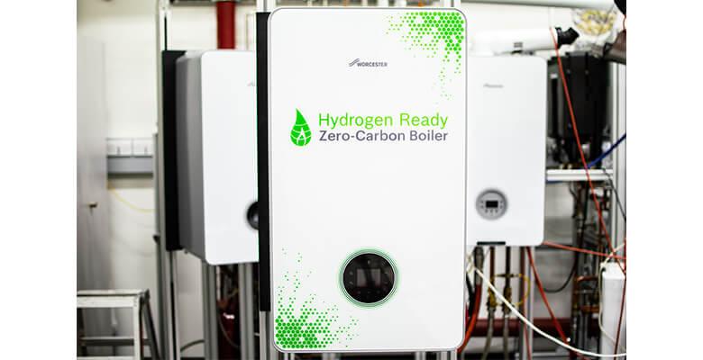 Bosch Termoteknoloji yeşil enerji dostu hidrojen uyumlu kombisini tanıttı