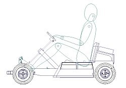GO KART USING PVC PIPES PROJECT REPORT PDF